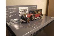Mercedes Benz 770 Kaiserwagen Hirohito, Minichamps, 1/43, масштабная модель, Mercedes-Benz, 1:43