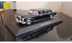 Mercedes-Benz 600 Pullman W100 1963 IXO, 1:43, масштабная модель, IXO Road (серии MOC, CLC), scale43
