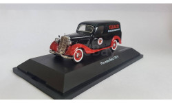 Mercedes-Benz 170V box van 'Texaco' 1950 г., 1/43