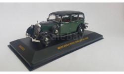 Mercedes-Benz 260 D Limousine W138, iXO Museim, 1/43