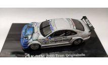 Mercedes CLK AMG DTM 2000 Team Original-Taile, масштабная модель, Autoart, scale43, Mercedes-Benz