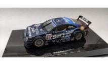 Mercedes CLK AMG DTM Service 24h Blue (№24), масштабная модель, Autoart, scale43, Mercedes-Benz