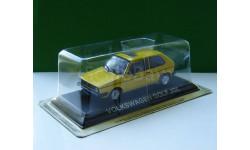 Volkswagen Golf...Masini de Legenda (Румыния)...1/43, масштабная модель, 1:43, Altaya