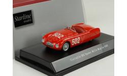 Starline Models (Germany) Cisitalia Mille Miglia, масштабная модель, scale43