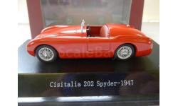 Starline Models (Germany) Cisitalia 202 Spyder 1947...1/43, масштабная модель, scale43