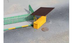 Торговая палатка №1, элементы для диорам