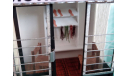 Павильон 'Чистка обуви', элементы для диорам