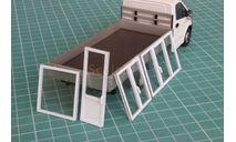 Пластиковые окна/двери, элементы для диорам