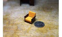 Кресло, элементы для диорам