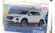 HYUNDAI SANTA FE NEW, сборная модель автомобиля, Academy, scale24