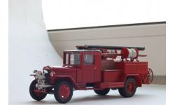 Набор пожарных машин: ЗИС-42 АЦ-ММПО / ЗИС-5 ПМЗ-2 / ЗИС-5В ПМЗ-7