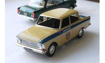 москвич 408, масштабная модель, ГАЗ, Hachette, scale24
