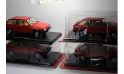 ВАЗ 2108, журнальная серия масштабных моделей, scale24, Hachette