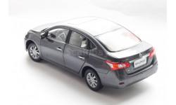 ниссан альмера 2014, масштабная модель, scale18, Nissan