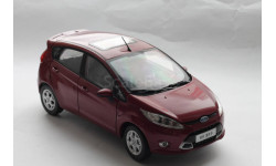 форд фиеста 2012, масштабная модель, scale18, Ford