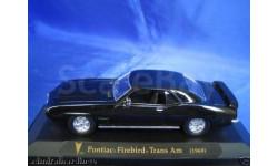 Pontiac Firebird Trans AM 1969 Yatming 1-43 + ОБМЕН, масштабная модель, 1:43, 1/43, Yat Ming