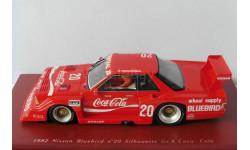 TrueScale Nissan Blue bird Silhiuete (1982) 1-43, масштабная модель, 1:43, 1/43, True Scale Miniatures