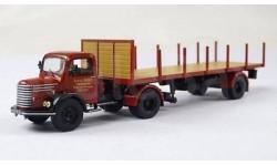 Altaya Испания тягач с прицепом Unic ZU 42T  1-43 + ОБМЕН, масштабная модель, 1:43, 1/43