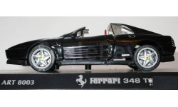 CDC Ferrari 348 TS черный 1-43