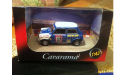 Mini Cooper sport 17 Cararama 1-43
