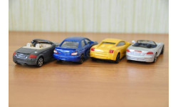 Subaru Impreza Maisto 1-43