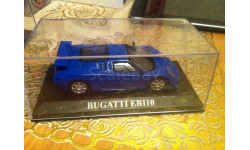 MCW Bugatti EB 110 1-43