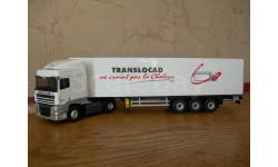Eligor DAF XF 105 реф Translocad 1-43 + ОБМЕН, масштабная модель, 1:43, 1/43