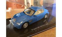 Bugatti EB 118 Paris 1998 show Autoart 50921 1-43 (лот в мск), масштабная модель, scale43