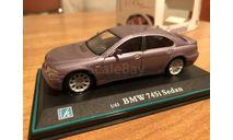 BMW 745 closed door Cararama 1-43 (лот в мск), масштабная модель, 1:43, 1/43, Bauer/Cararama/Hongwell