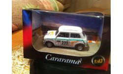 Mini Cooper sport 222 Cararama 1-43
