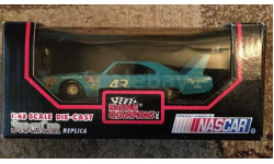 Racing champion Richard Petty Plymouth Superbird 1970 1-43 + ОБМЕН, масштабная модель, 1:43, 1/43