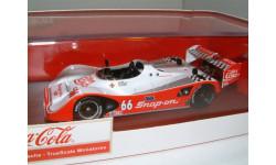 TrueScale Cola Porsche 966 (1993) Sebring 12Hr, n.66, СokeDiet 1-43