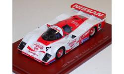 TrueScale Cola Light Nissan Fairlady #20 1984 1-43