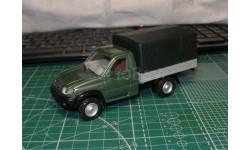 УАЗ-23602-130, масштабная модель, Херсон-моделс, scale43