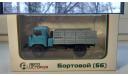 Модель Горький (ГАЗ) 66 Автоистория, масштабная модель, Автоистория (АИСТ), scale43