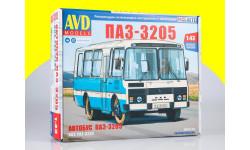 ПАЗ 3205 AVD Models