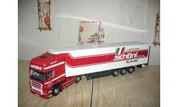 SCANIA R420 АВТОПОЕЗД Масштабная модель 1/43, масштабная модель, Minichamps, scale43