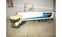 SCANIA 530 TOPLINE АВТОПОЕЗД Масштабная модель 1/43, масштабная модель, OLD CARS made in Italy, scale43