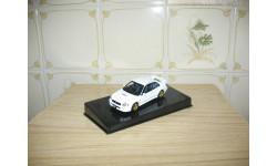 Subaru Impreza WRX Sti 2001 white Масштабная модель 1/43, масштабная модель, Autoart, scale43