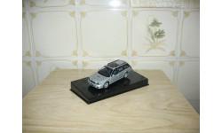 SUBARU LEGACY GTB *99 (SILVER) Масштабная модель 1/43, масштабная модель, Autoart, scale43