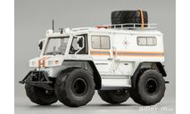 Петрович 204-60 4х4 МЧС 2014, масштабная модель, scale43, DiP Models