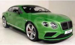 Bentley Continental GT V8S GT Spirit 1:18