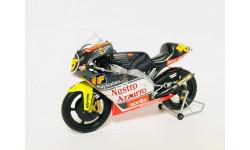 Мотоцикл Aprilia 250 cc Мото Гран при 1999 Росси Minichamps 1:12