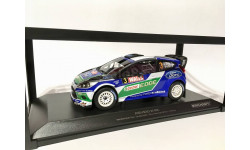 Ford Fiesta RS WRC 2012 Minichamps 1:18 WRC