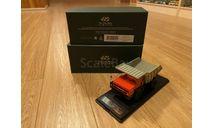 Белаз-7522 Ограниченный выпуск, масштабная модель, Start Scale Models (SSM), scale43