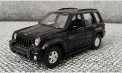 Jeep Liberty 2002 Maisto 1/39, масштабная модель