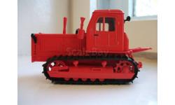АТЗ Т-4А, масштабная модель трактора, scale43, Тракторы. История, люди, машины. (Hachette collections)