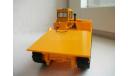 АТЗ ТДТ-55А /лебёдка, окно и прочее/.., масштабная модель трактора, 1:43, 1/43, Тракторы. История, люди, машины. (Hachette collections)