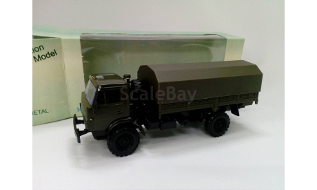 КАМАЗ 4326, масштабная модель, Элекон, scale43