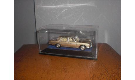 Mercedes-Benz W-109 S-класс 1:43, масштабная модель, 1/43